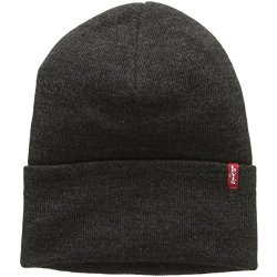 Levi's Slouchy Red Tab beanie muts unisex  Taille Unique