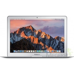 Apple MacBook Air 1.8GHz 13.3 1440 x 900Pixels Zilver Notebook MQD32ZE A