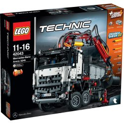 LEGO Technic Mercedes Benz Arocs 3245 42043