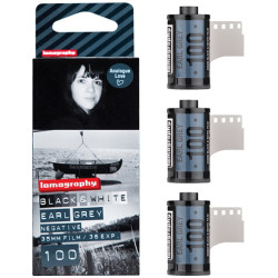 Lomography Earl Grey 100 ASA 3 pcs