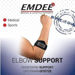 Emdee Band Tennis Golf Arm Zwart